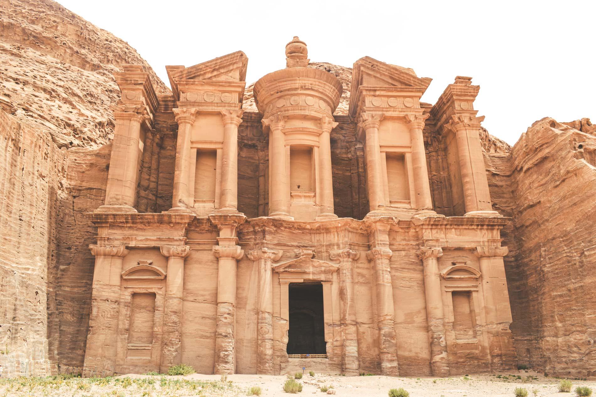 Al-Deir-Monastere-Petra
