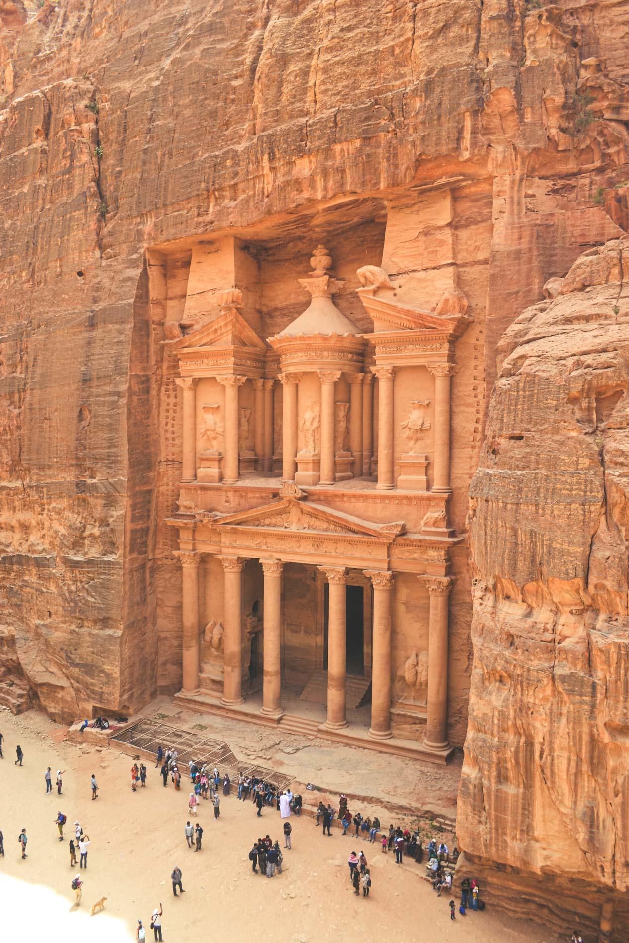 Al-Khazneh-Petra