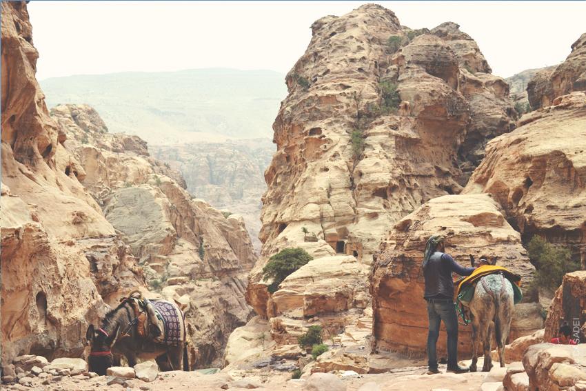Petra_mountains
