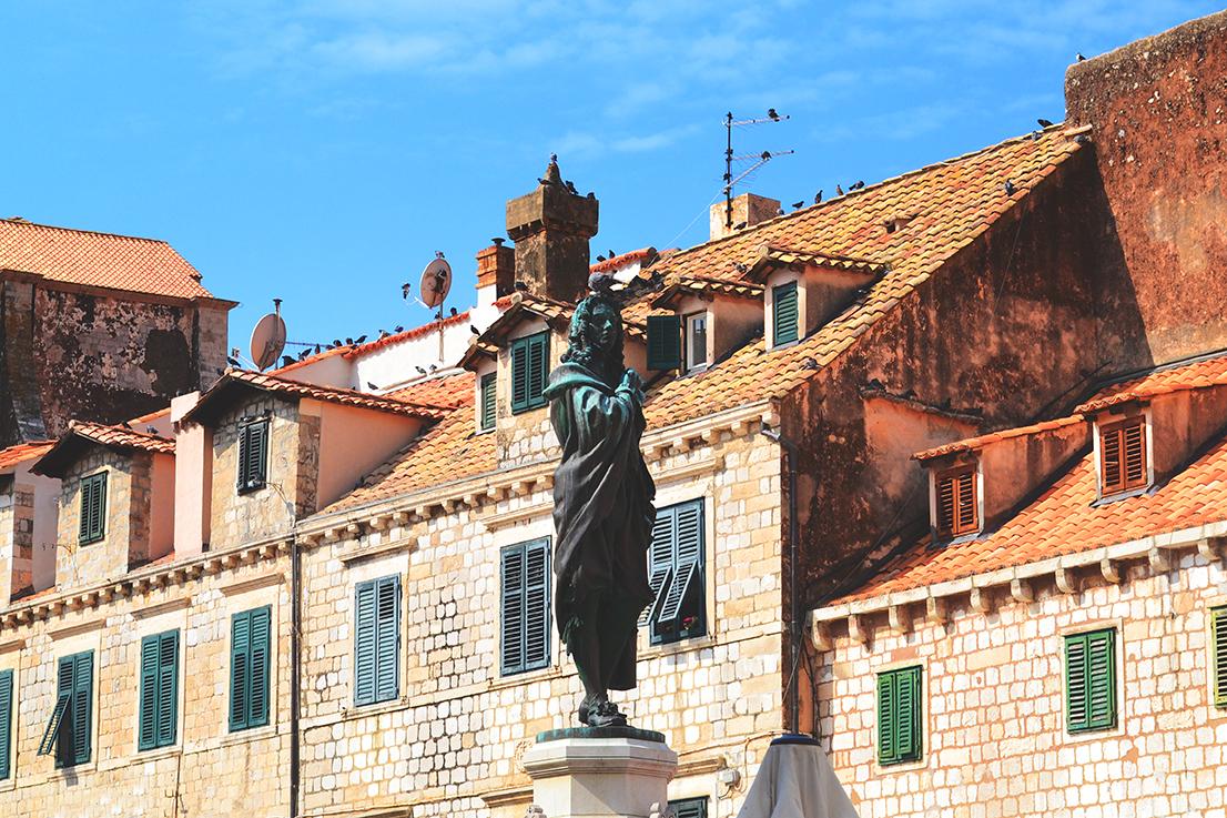 Dubrovnik, vieille ville