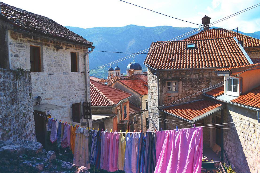 Ville de Kotor, Monténégro