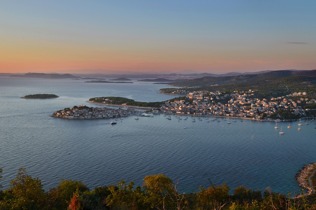 Primosten, Croatie