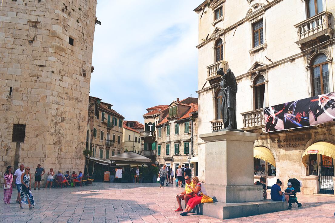 Split, vieille ville