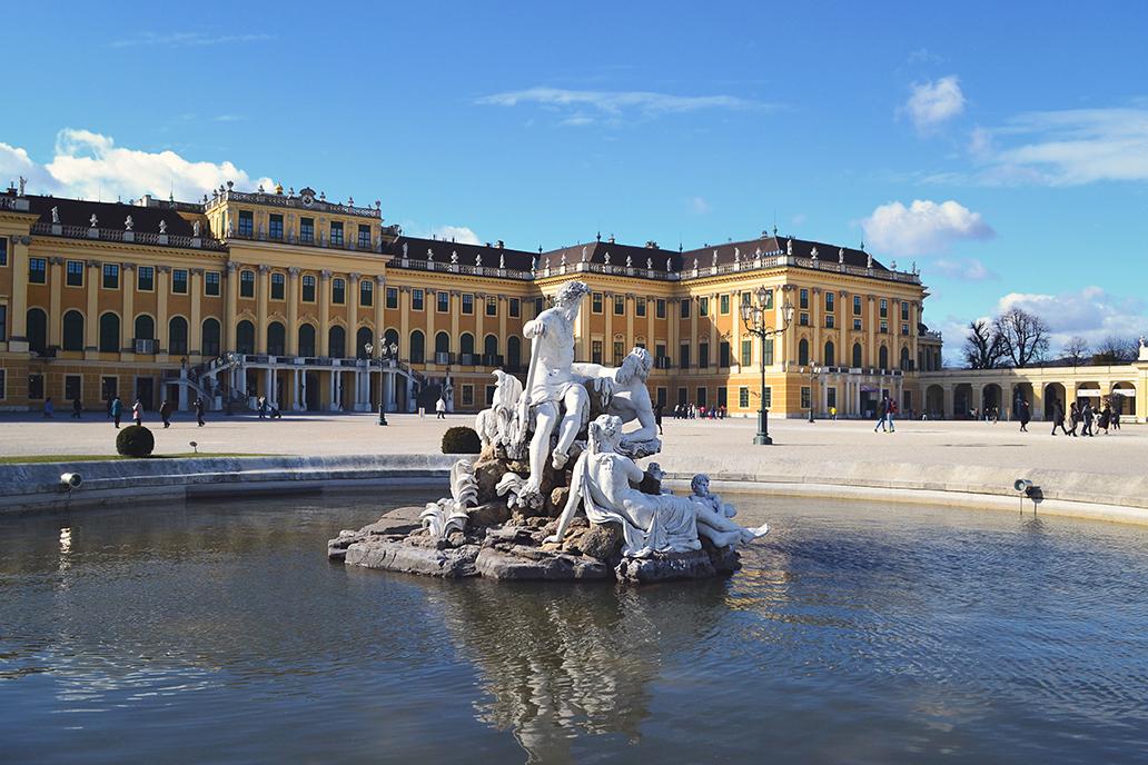 Chateau de Schonbrunn