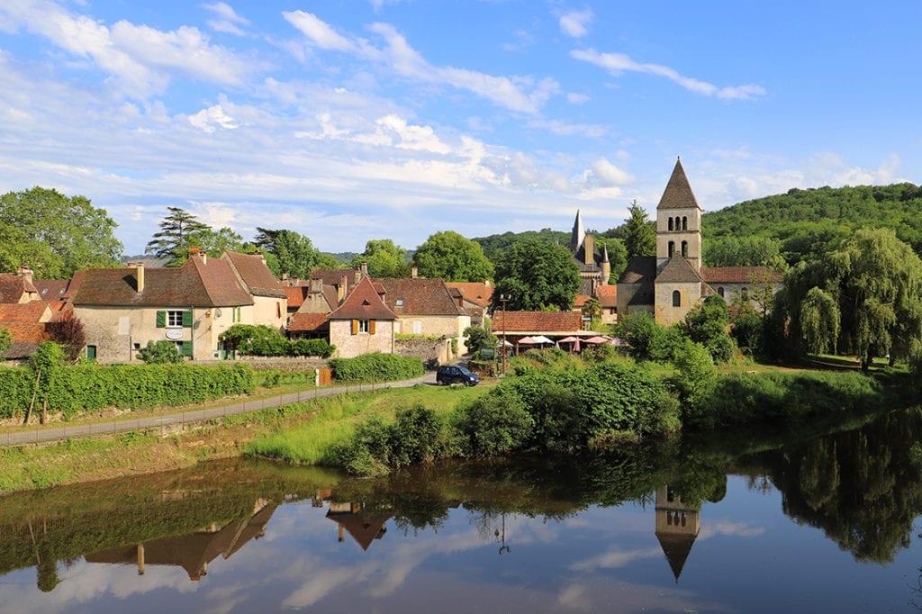 Village de Saint-Léon-sur-Vézère