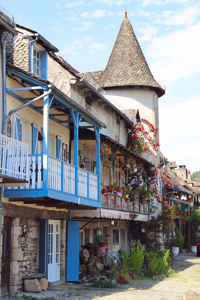 Village-Agentat-Correze