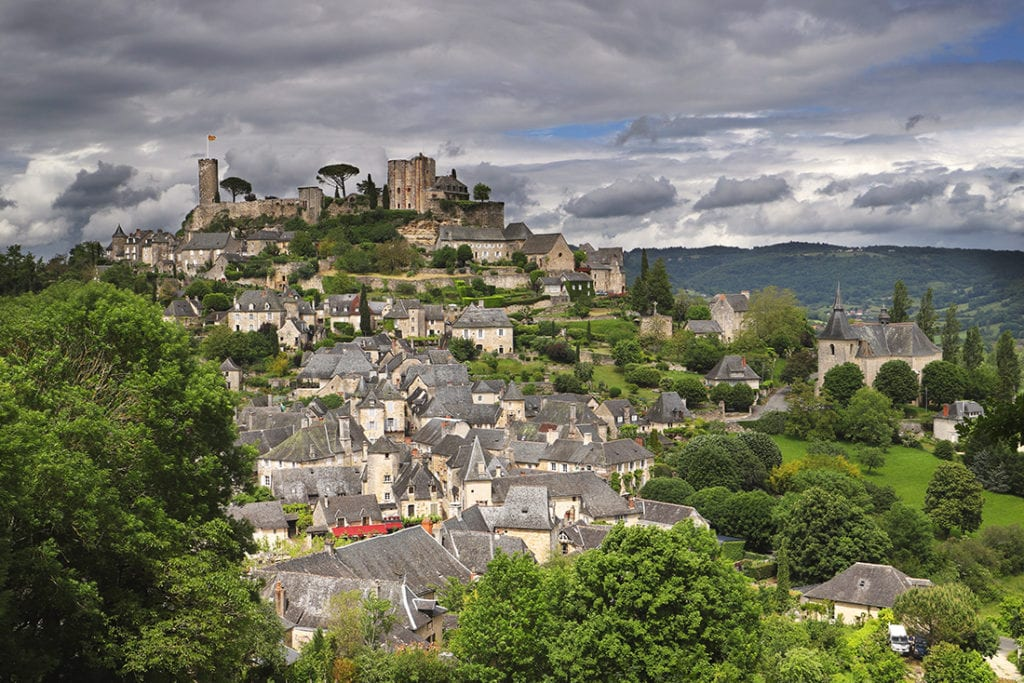 Village-de-Turenne-Correze