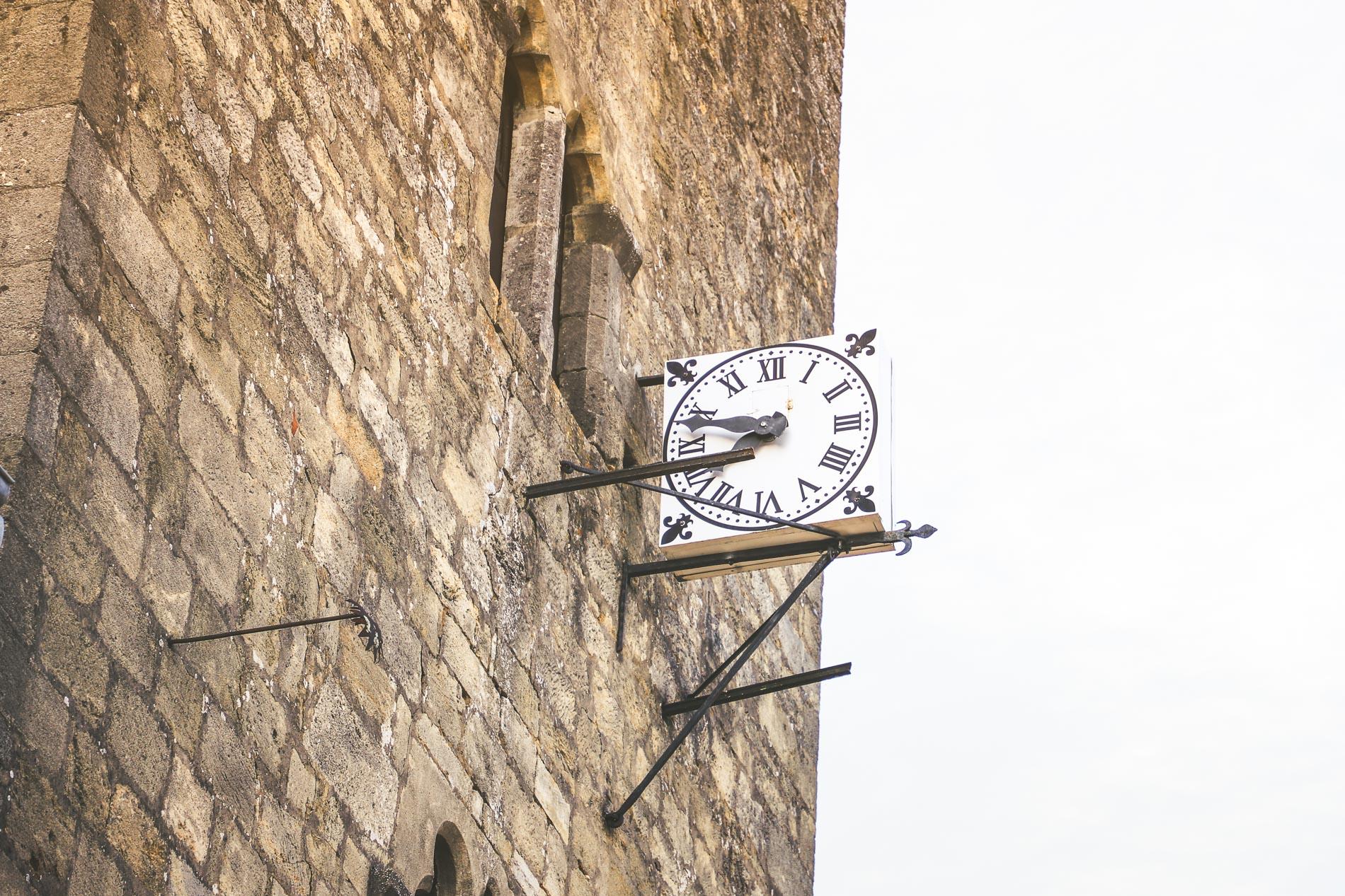 Horloge Perigord Noir