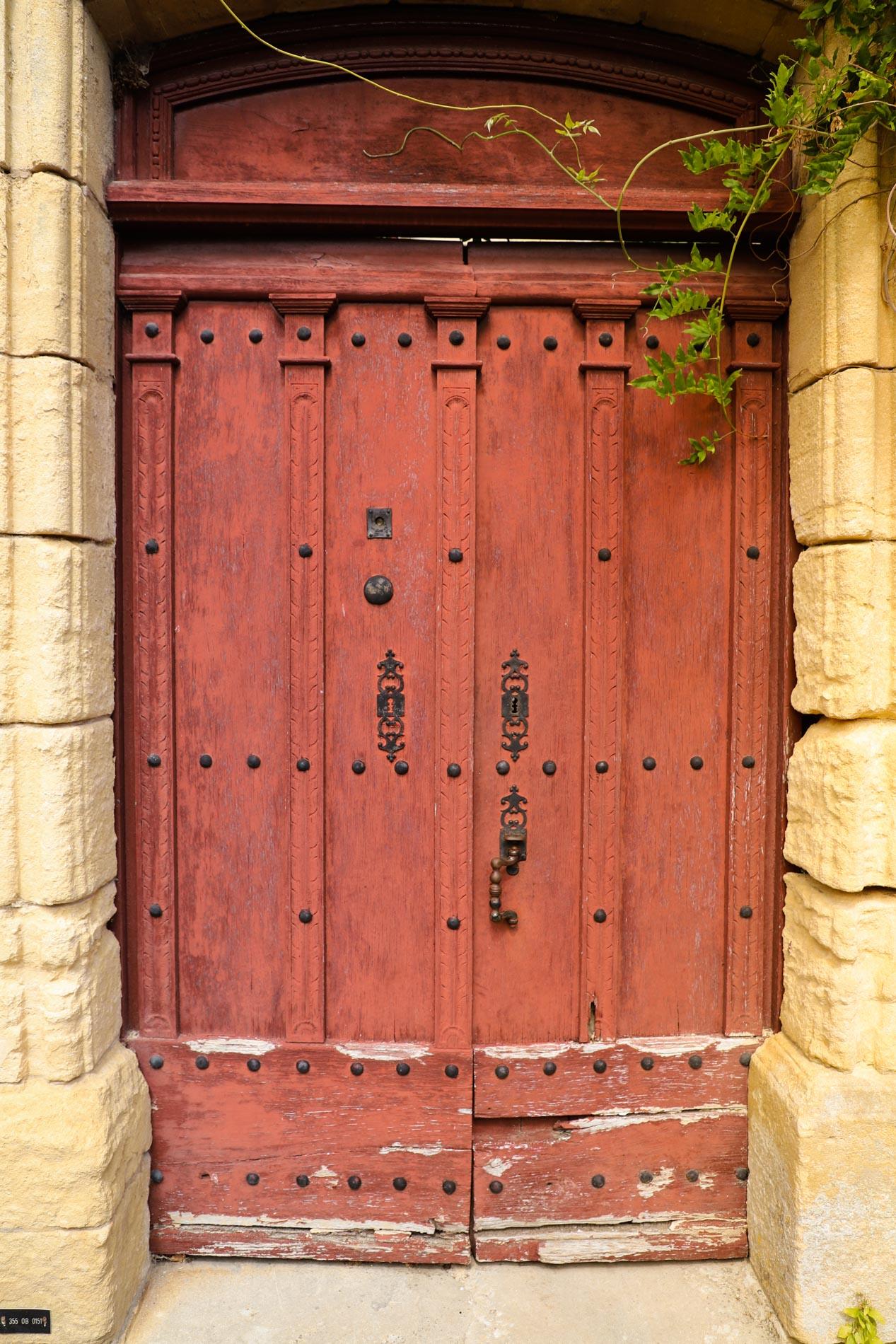 Porte Maison du Périgord Noir