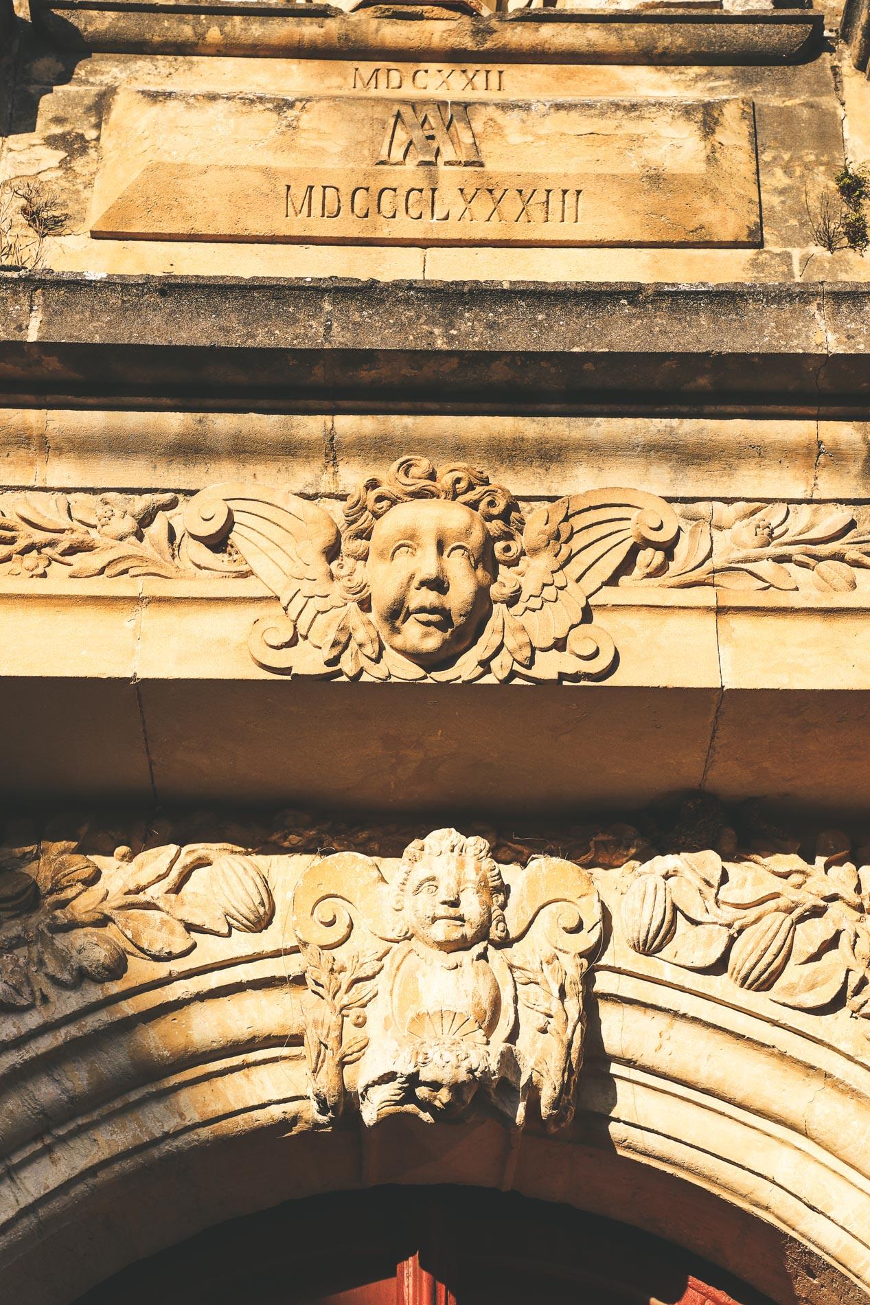Mur Eglise Notre Dame de l'Assomption