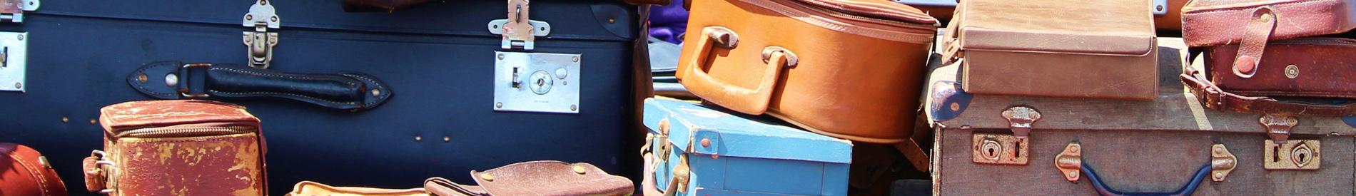 rassemblez vos affaires avant de preparer son voyage sans passer par une agence