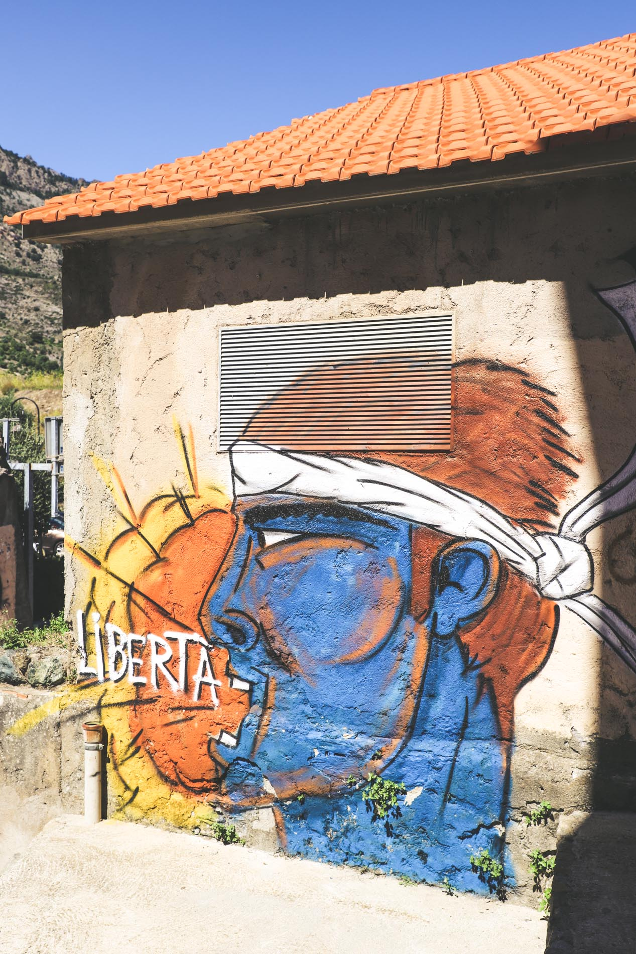 Grafiti Corse