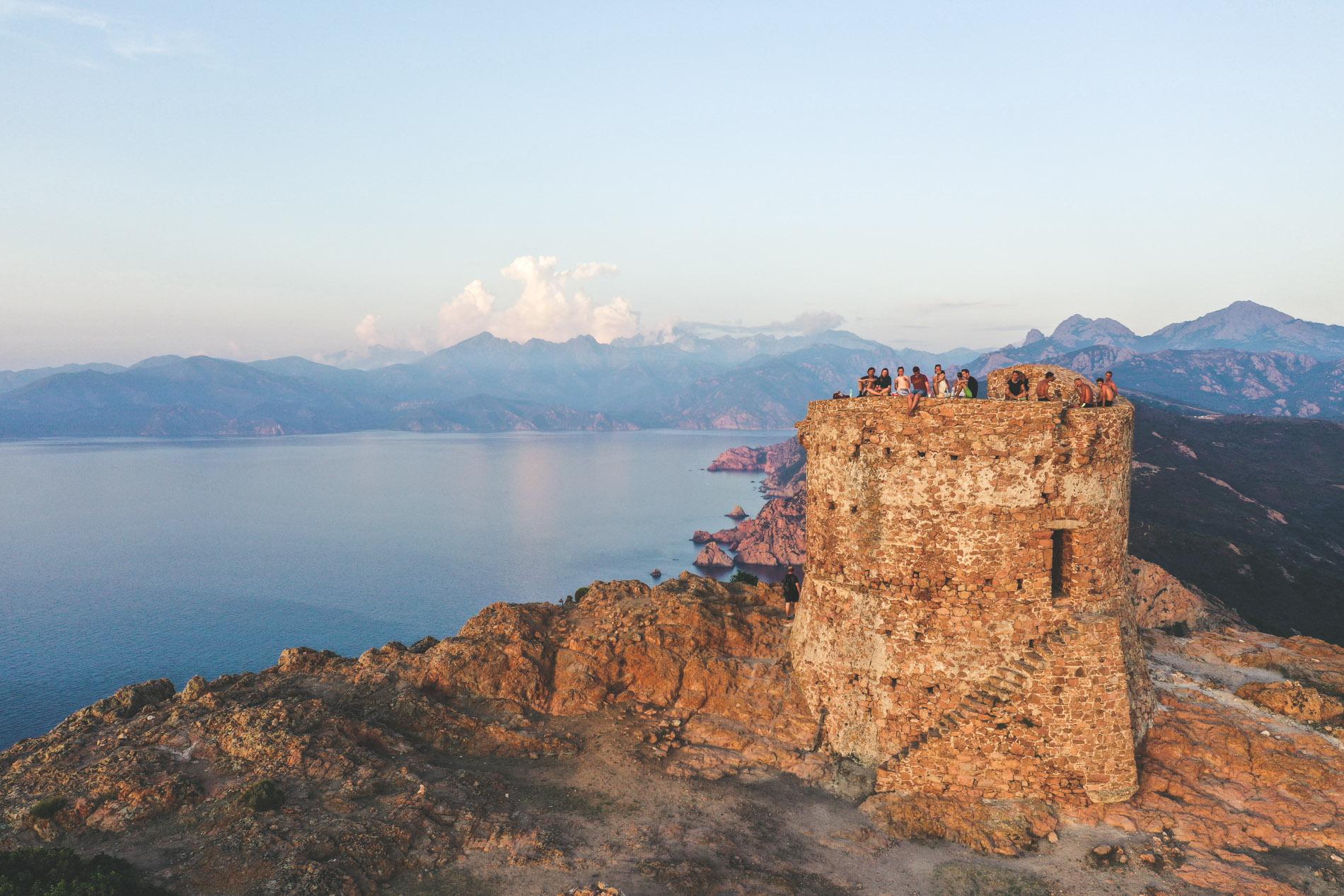 Tour genoise de Turghiu