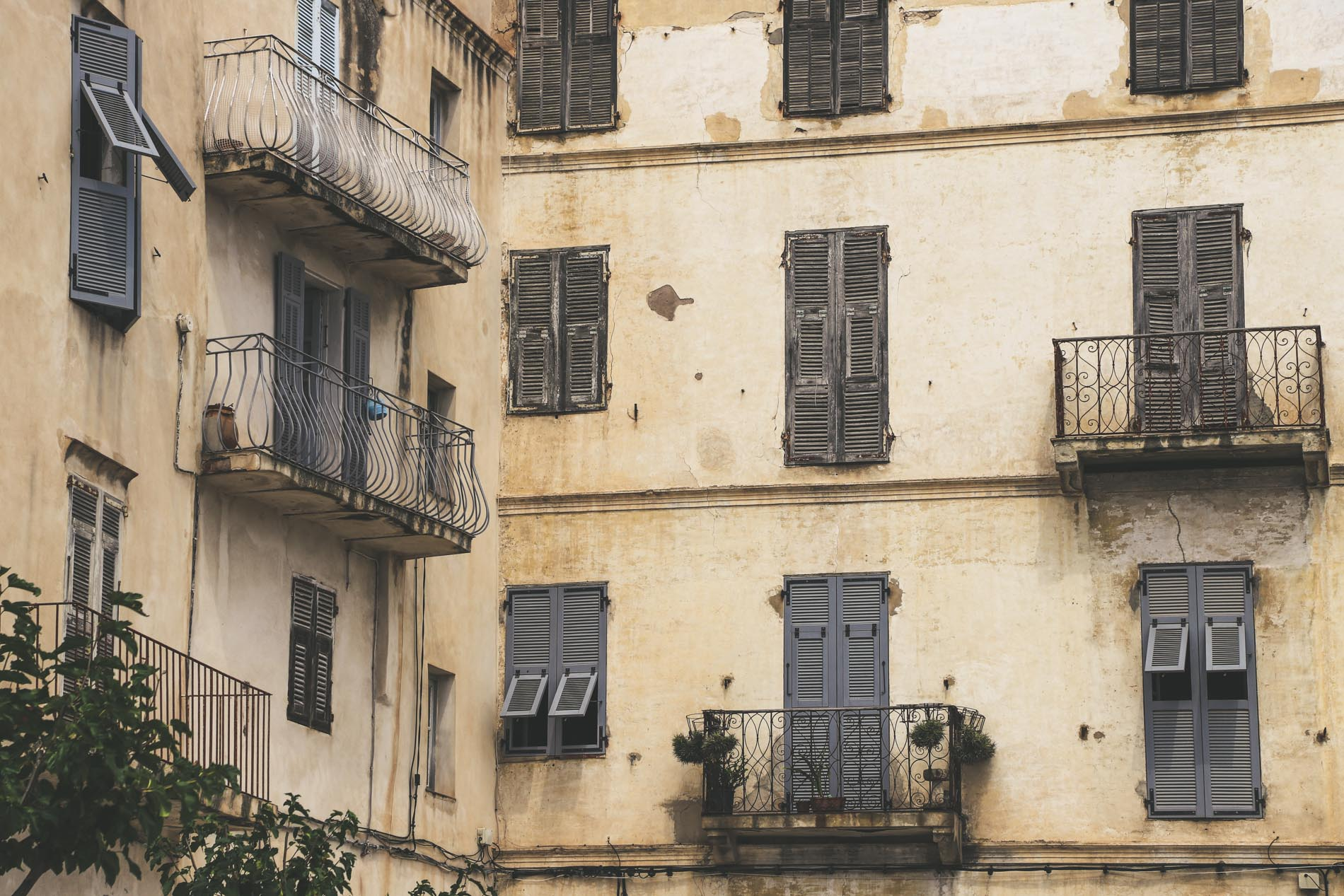 Vieille-ville-Bonifacio