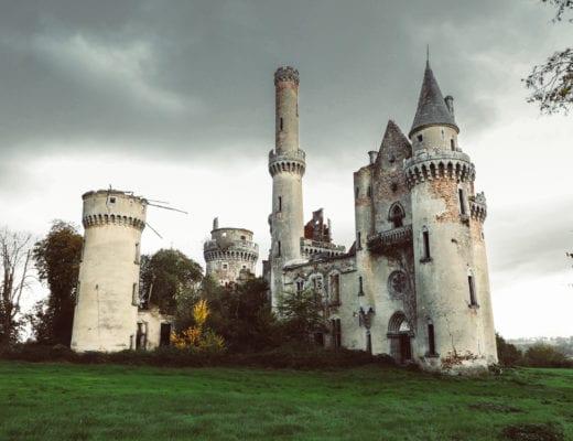 chateau de bagnac