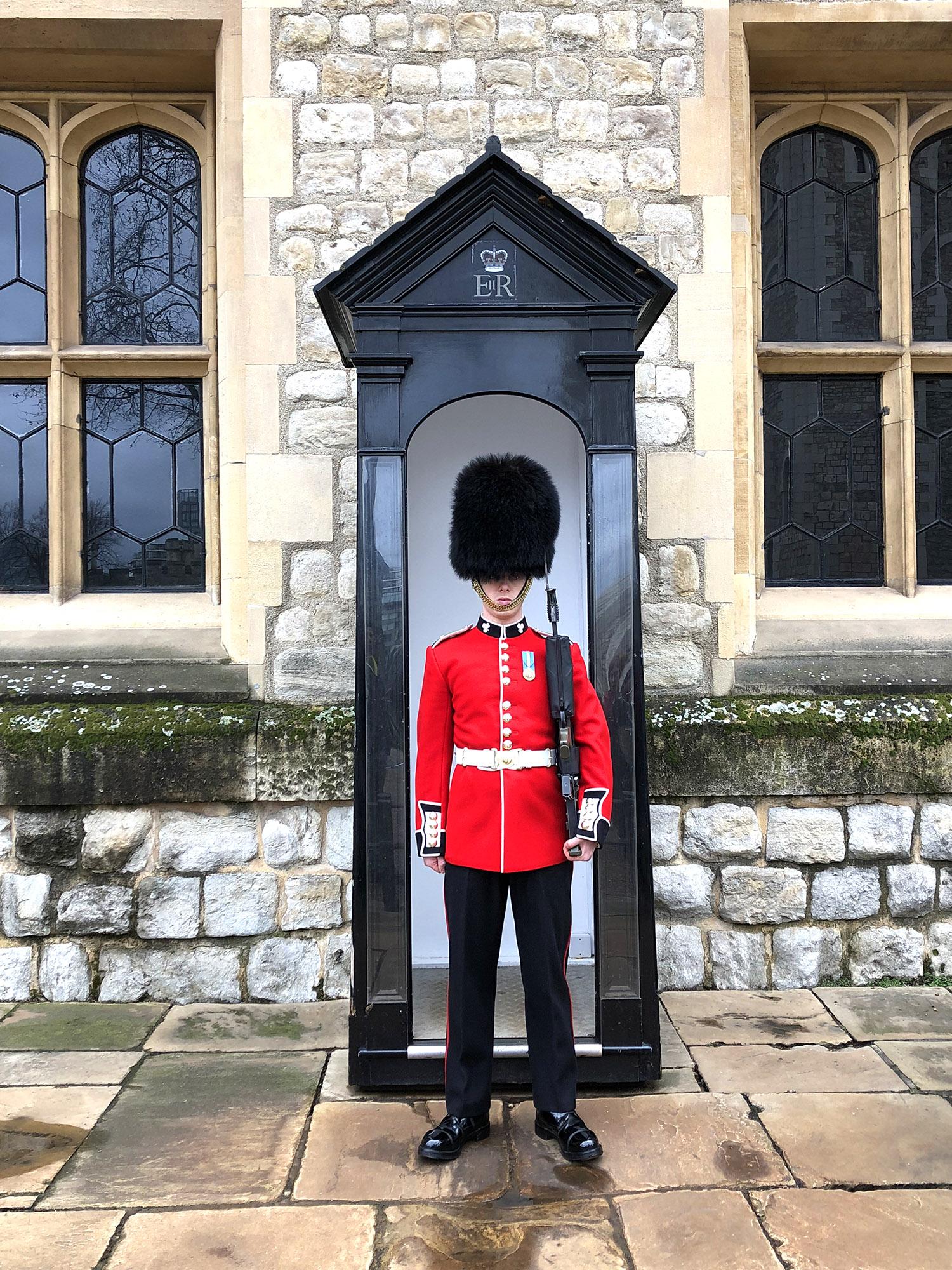 Tower of London - Garde