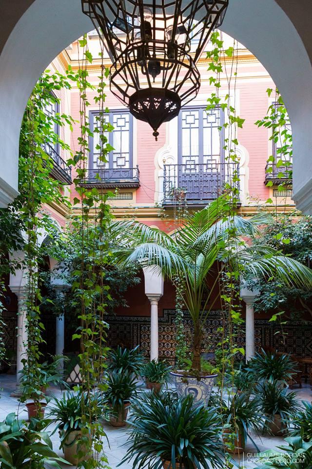 Patio Seville
