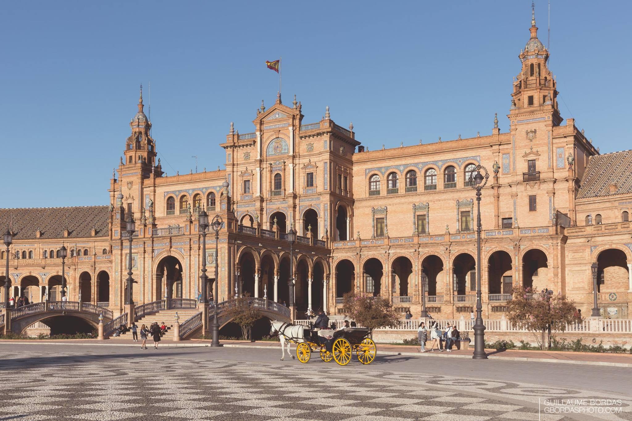 Place d'Espagne Seville