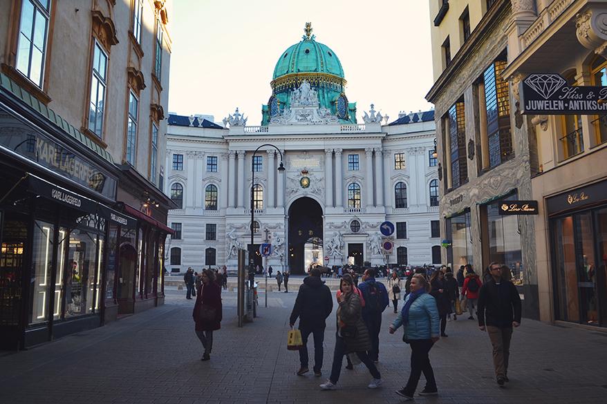 Palais de la Hofburg