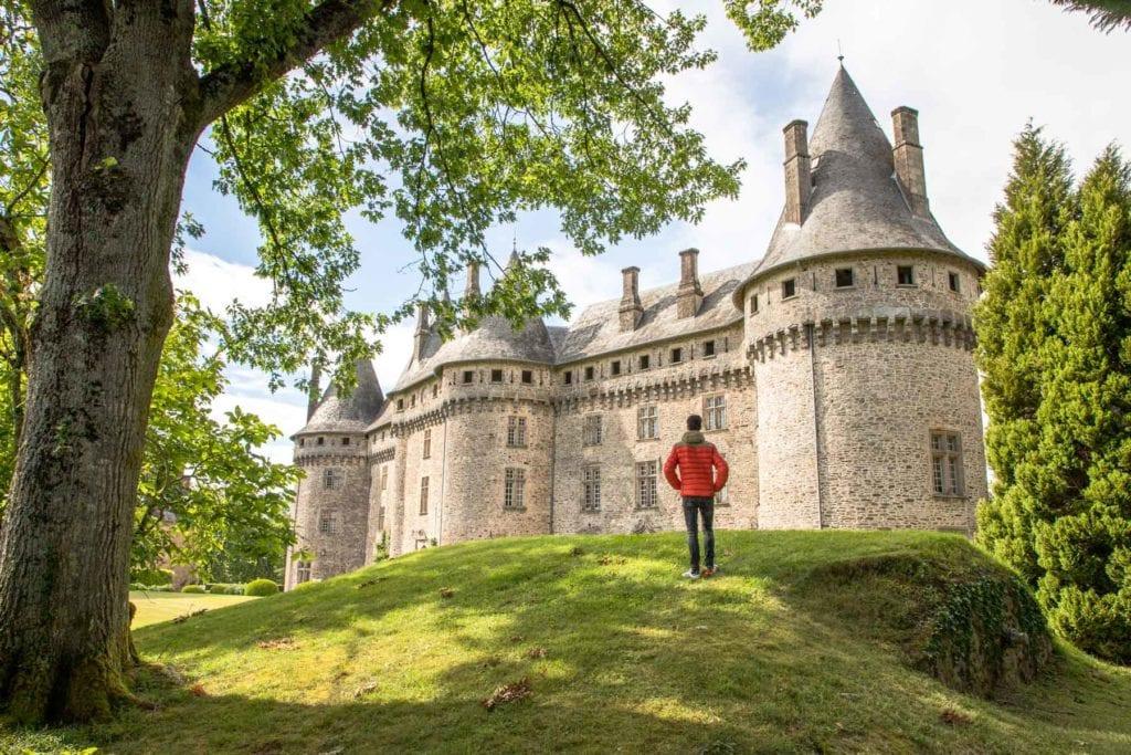 Le-chateau-de-pompadour