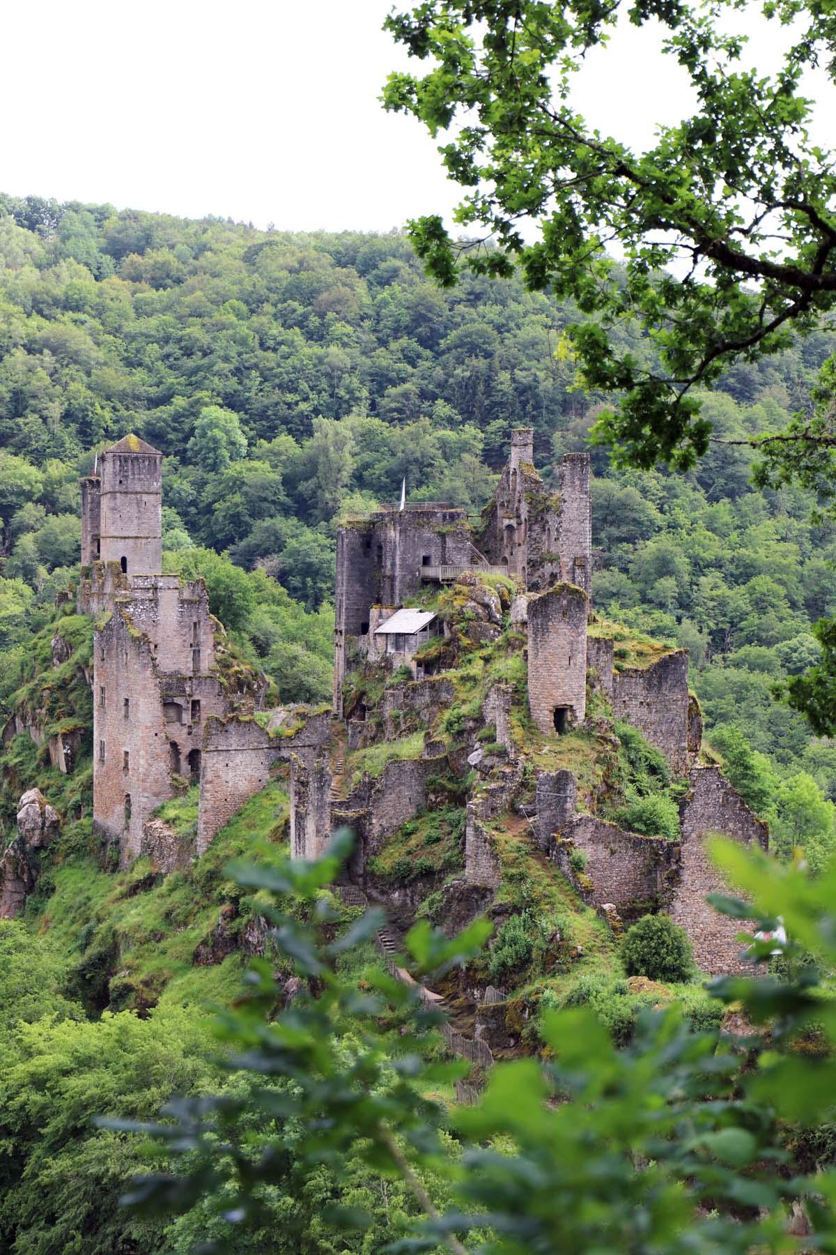 Tours-de-Merle-Limousin