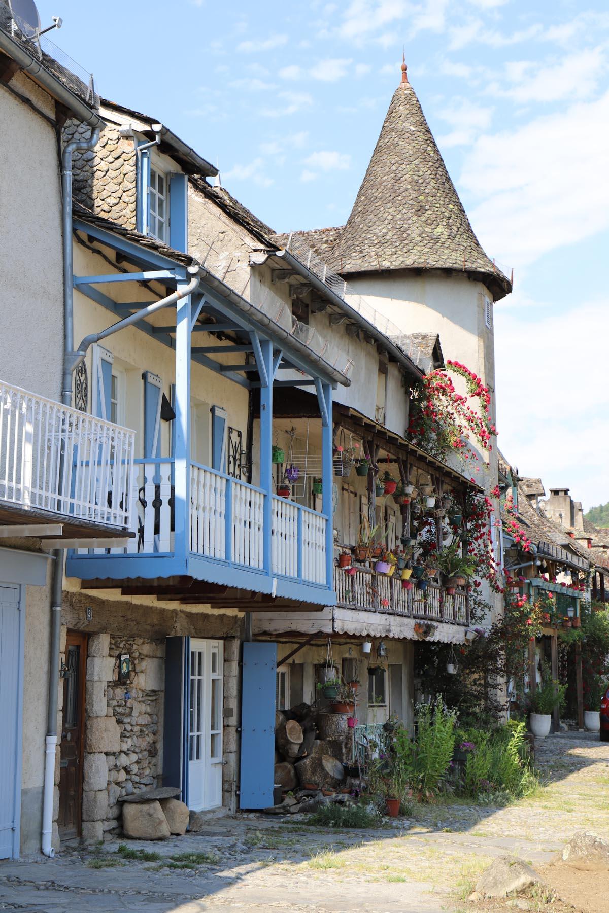 Village-Argentat-Correze