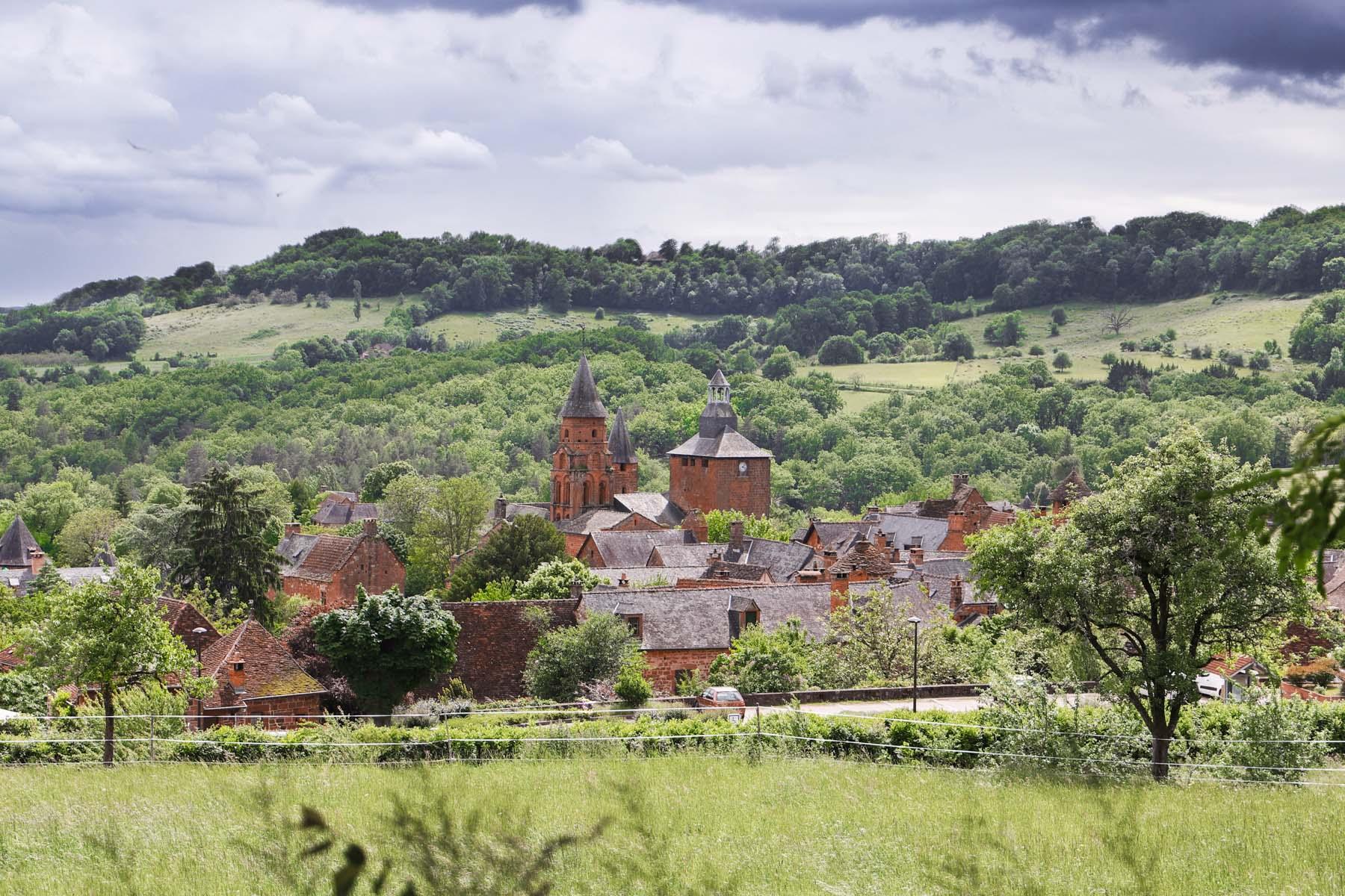 Village-de-Collonges-La-Rouge-Limousin