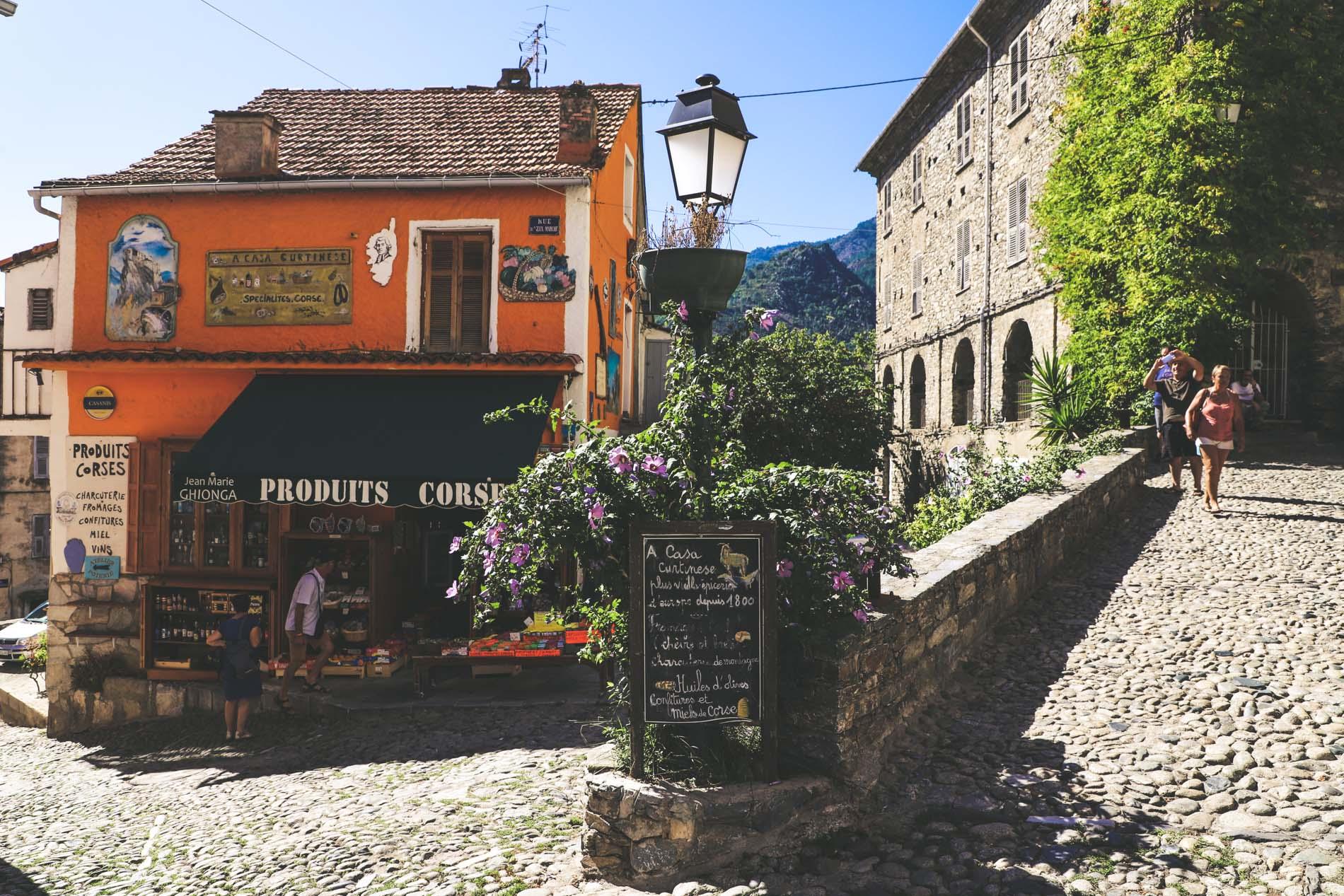Epicerie Corse