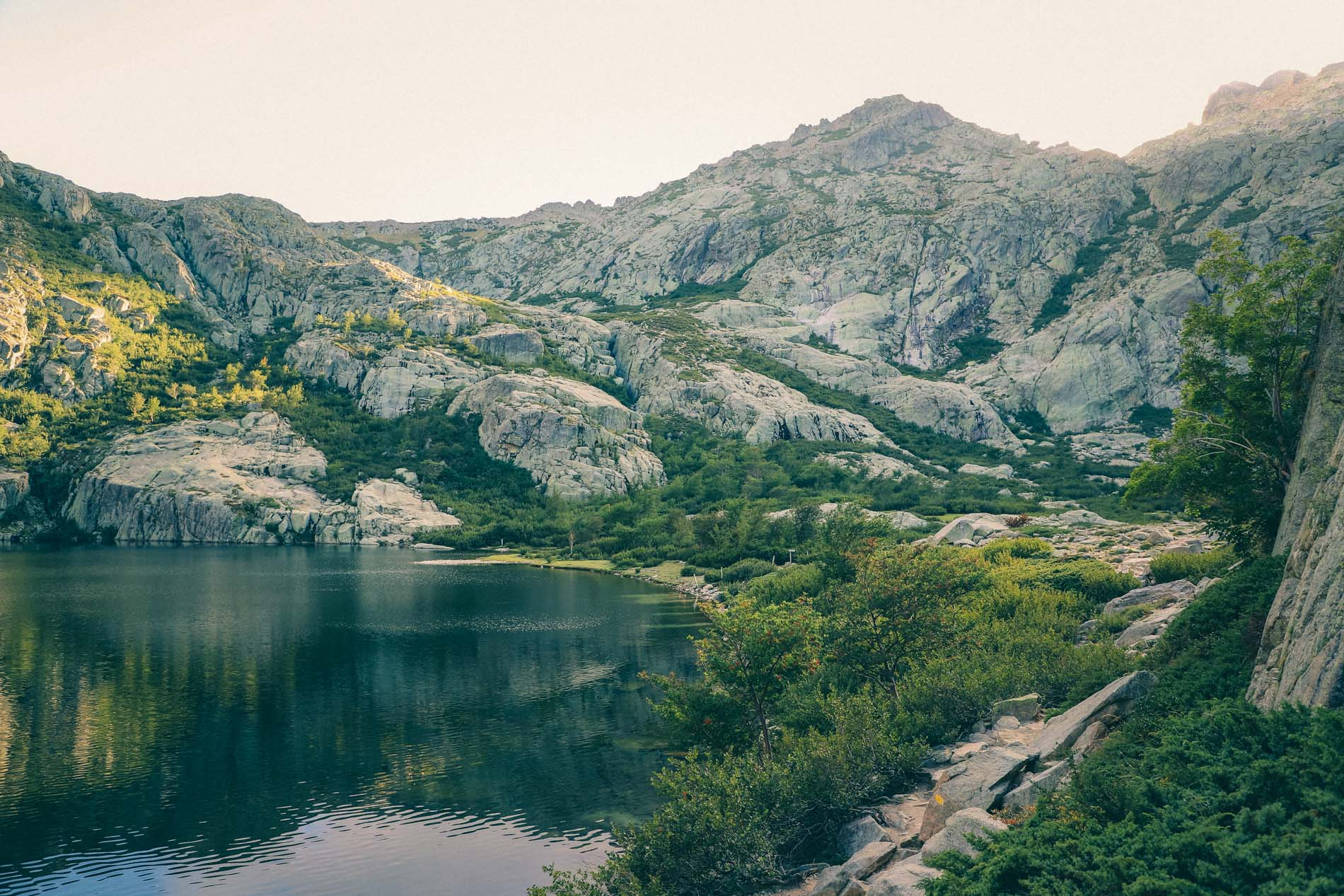 Lac-de-Melo-Haute-Corse