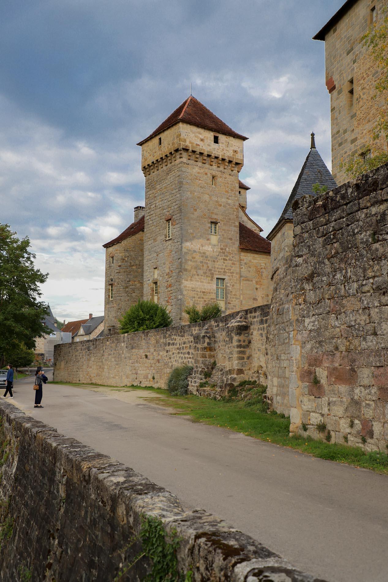 chateau en Correze