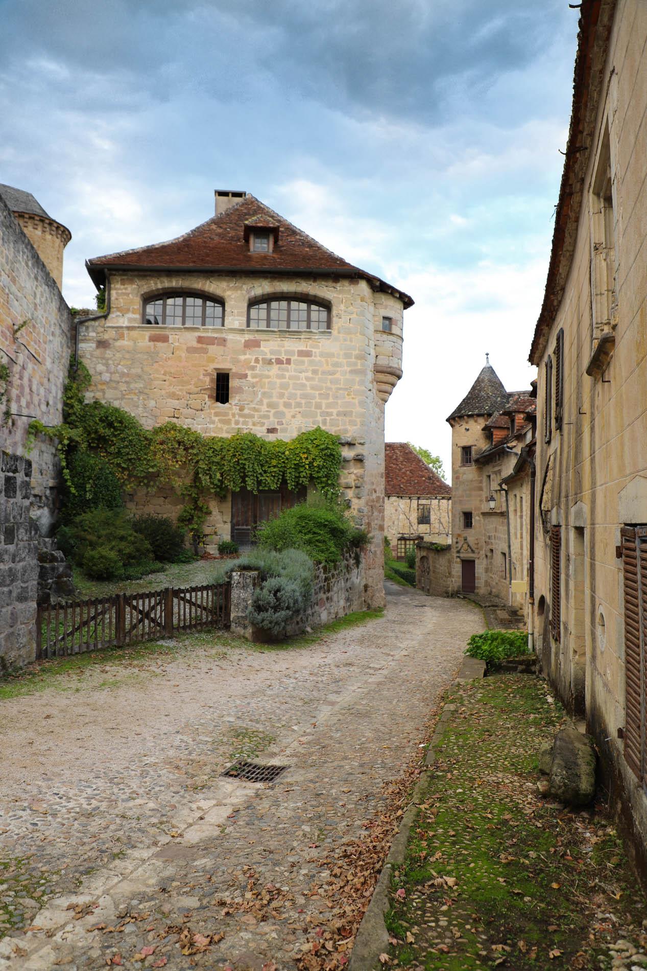 Ruelle plus beaux villages de France