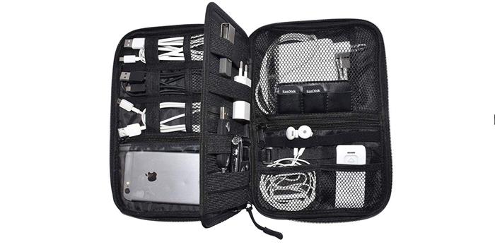 organisateur accessoires voyage