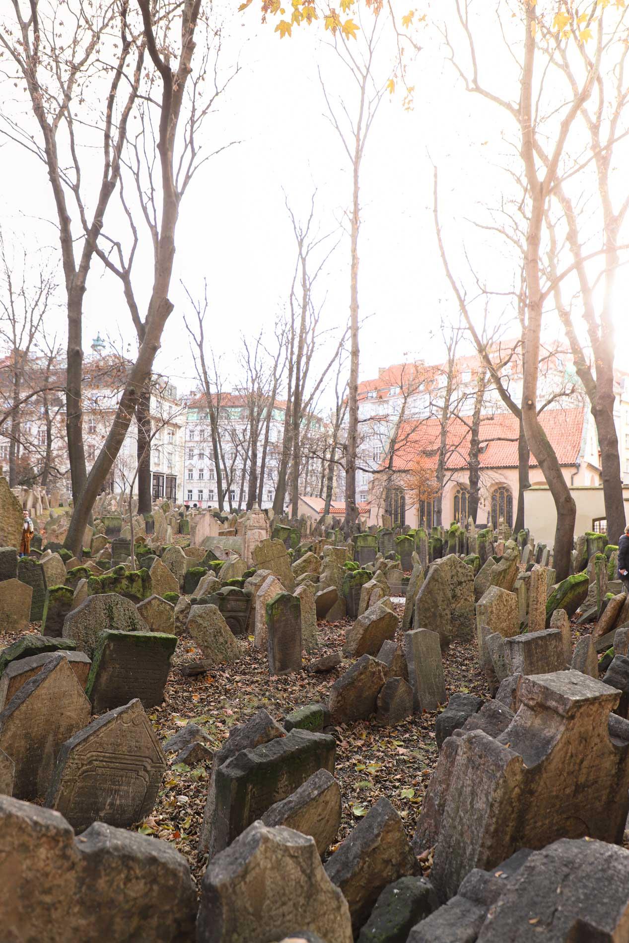 Cimetiere-Juif-Prague