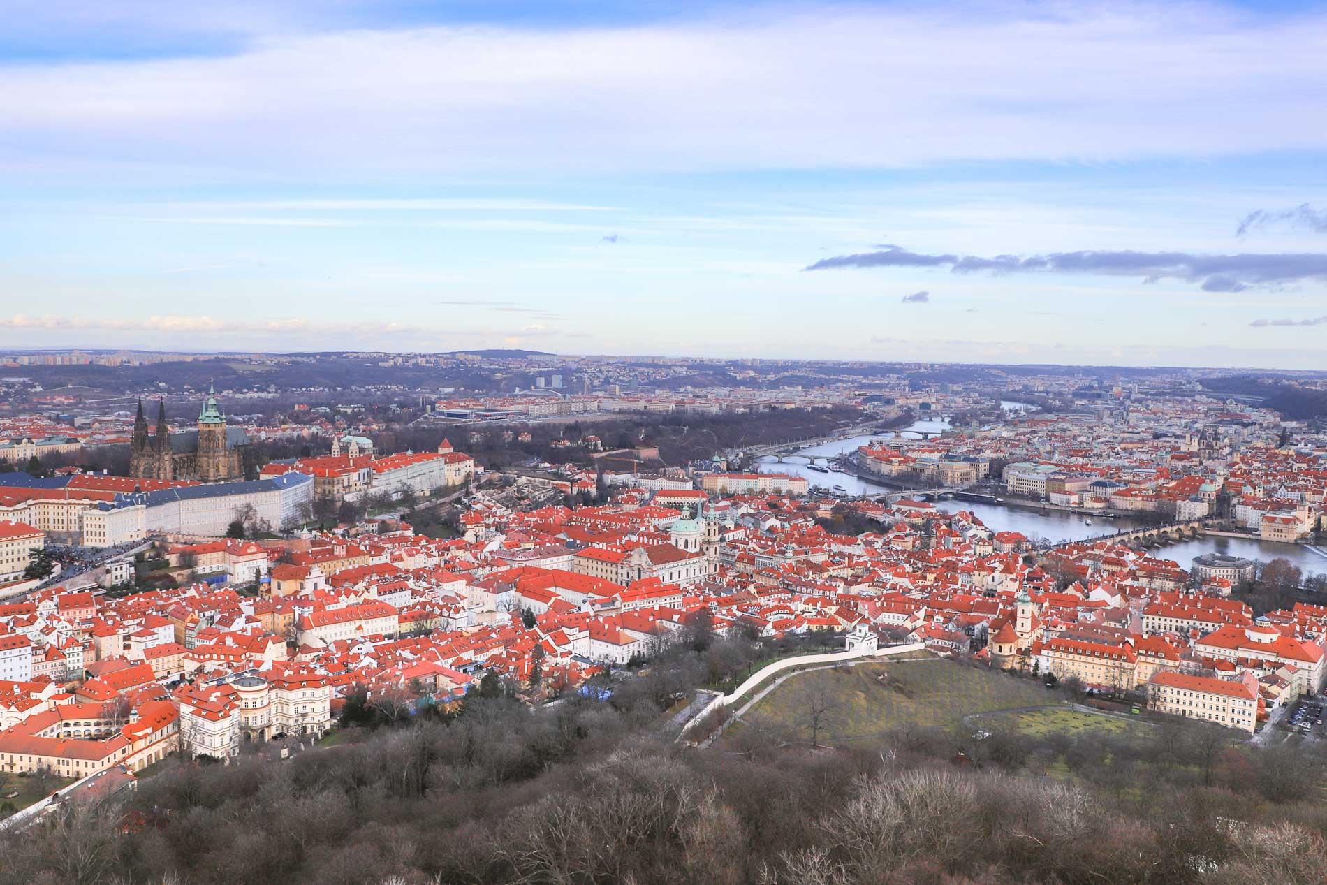 Visiter-Prague