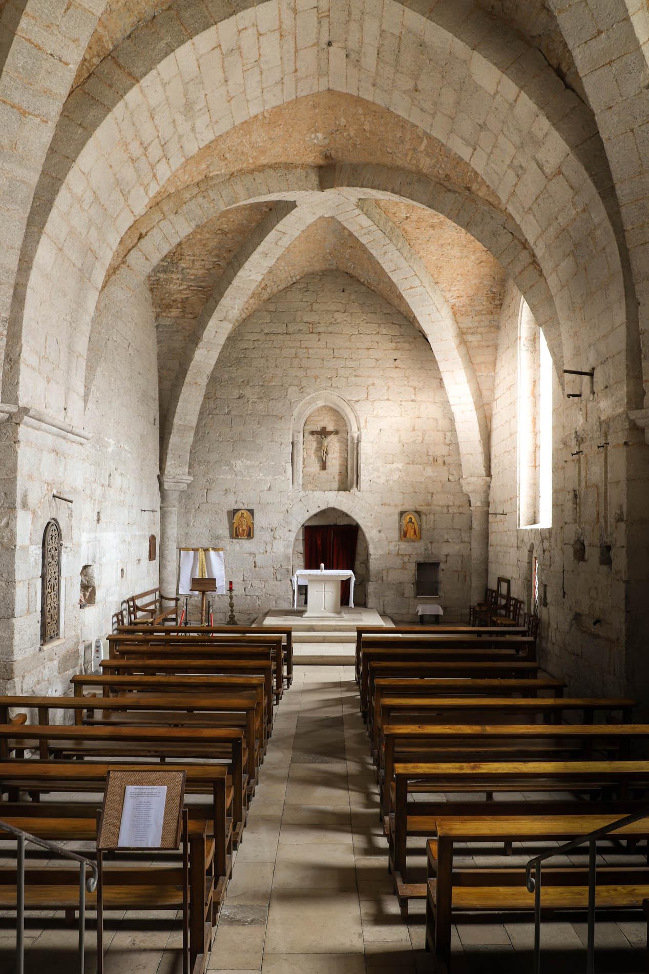 Crypte-Saint-Amadour