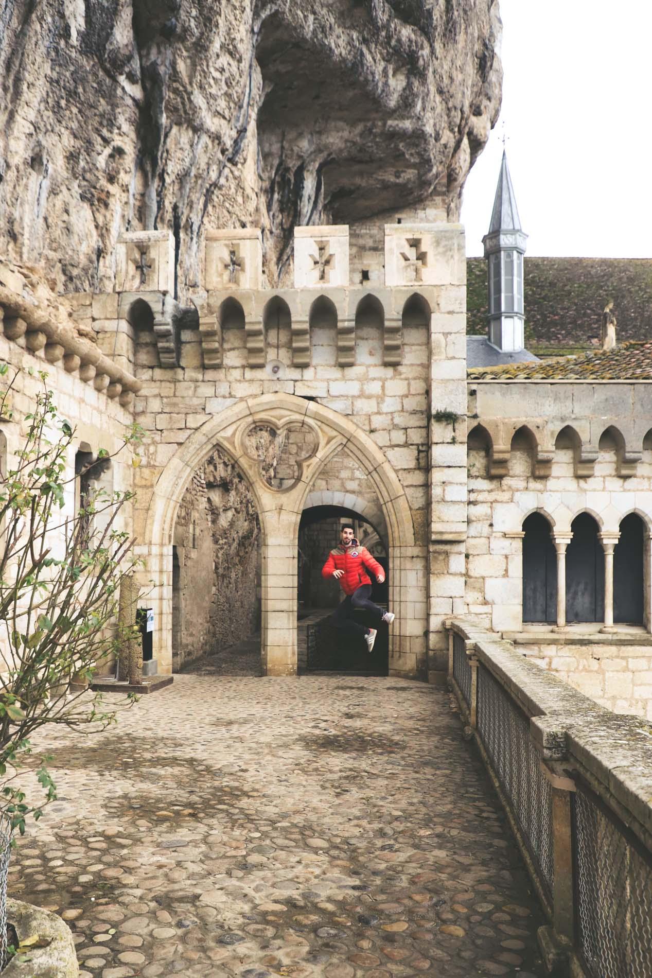 Rocamadour-Chapelle-Saint-Michel