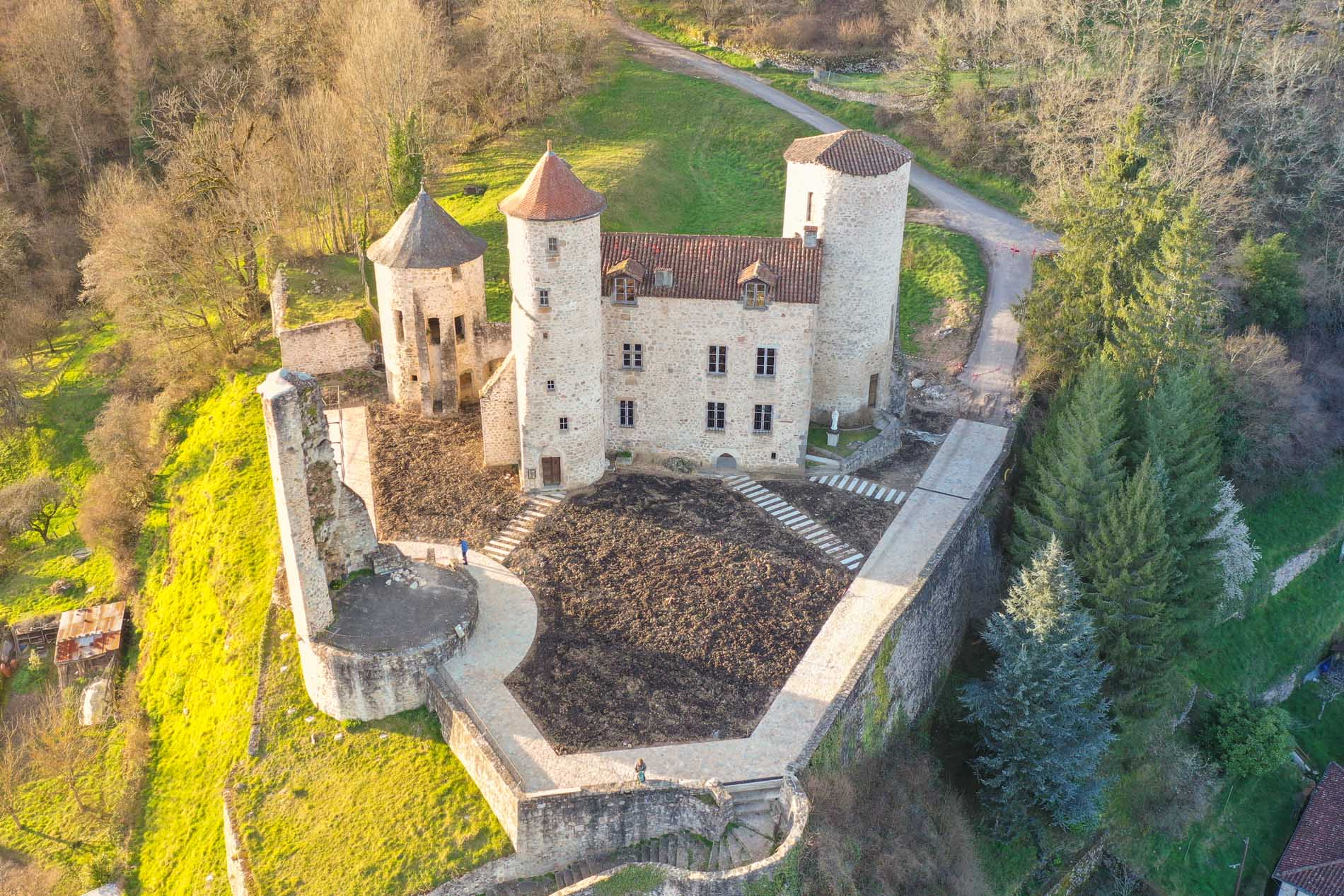 Chateau-de-Laroquebrou