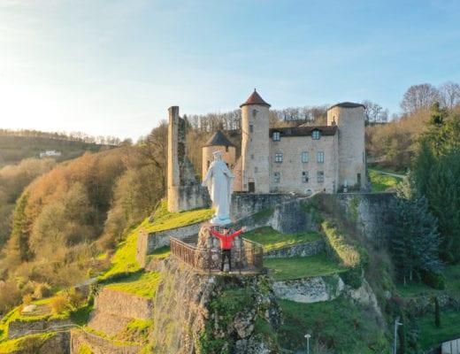 Laroquebrou : Un village du Cantal a voir absolument !