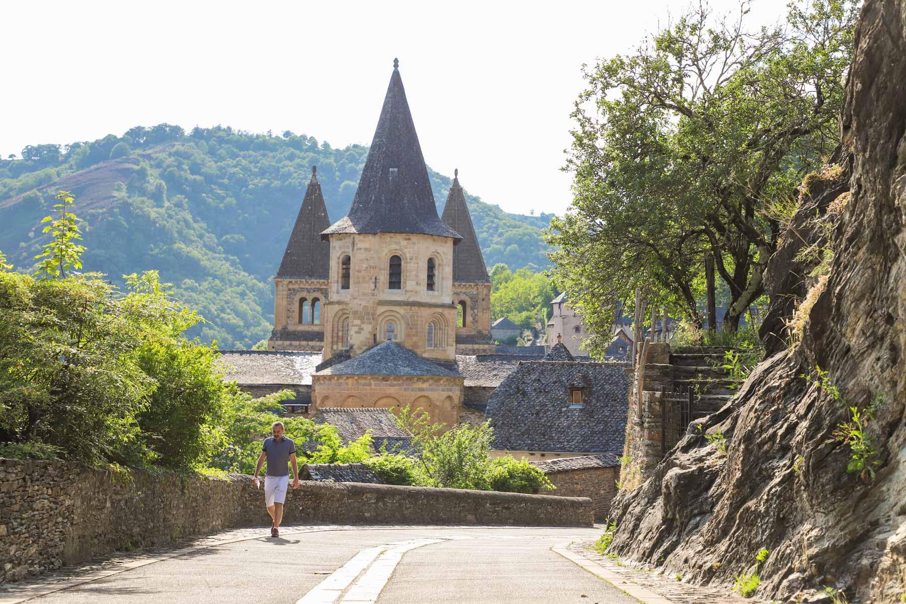Abbatiale-en-Aveyron