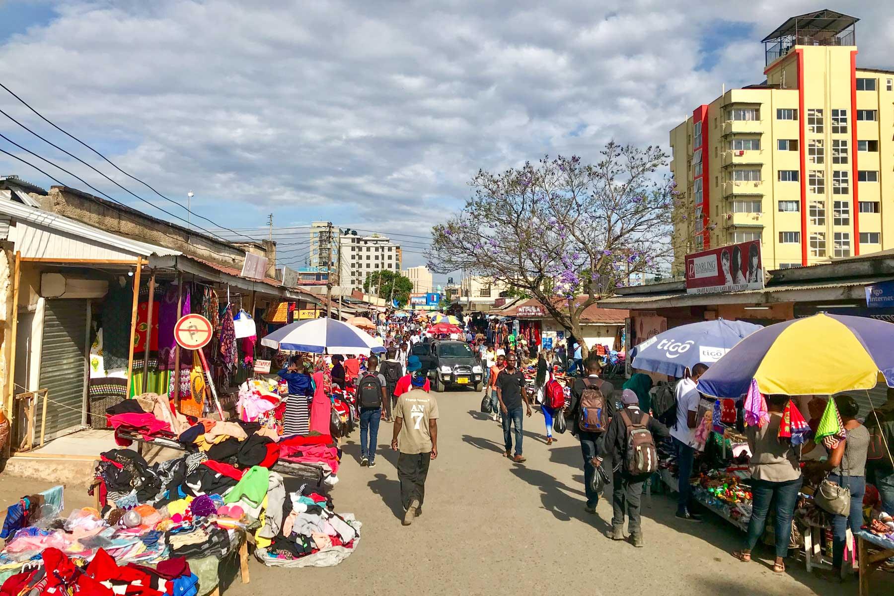 Ville-de-Arusha-Tanzanie