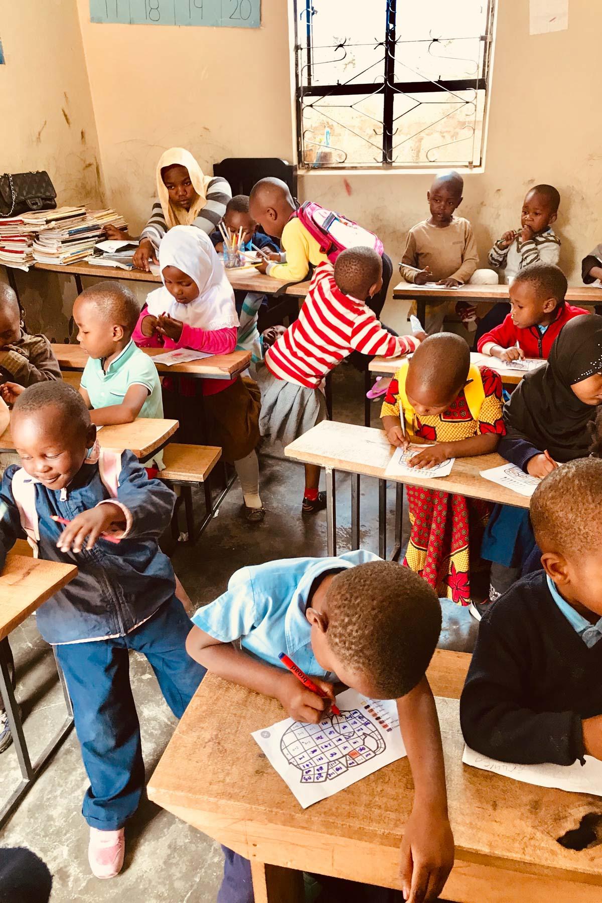 Volontariat-en-Tanzanie