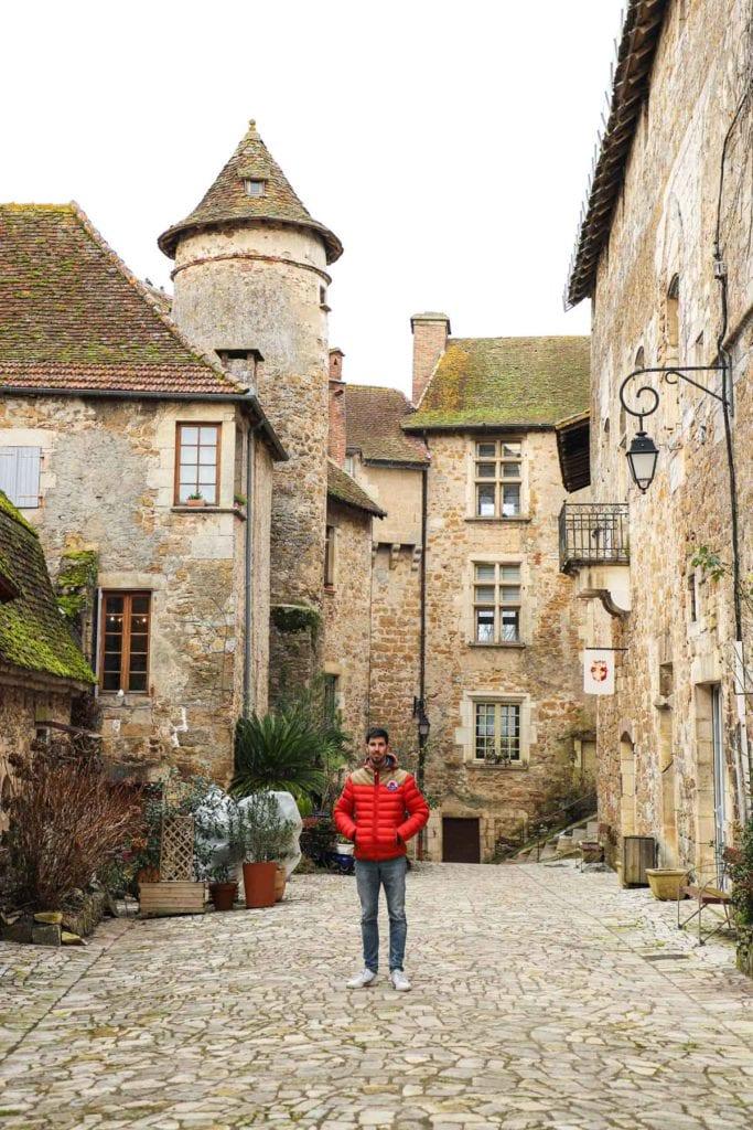 Visiter-Carennac-Lot-Occitanie-France